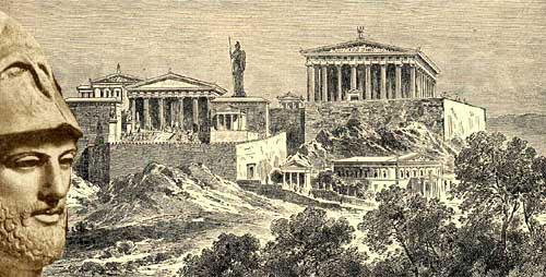 Storia di Roma antica, del Mediterraneo antico e del vicino Oriente antico - Democrazia o δημοκρατία
