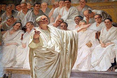 Storia di Roma antica, del Mediterraneo antico e del vicino Oriente antico - Democrazia o δημοκρατία2