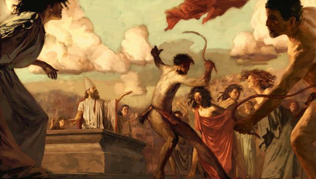 Storia di Roma antica, del Mediterraneo antico e del vicino Oriente antico - Sacrifici umani nell'antica Roma