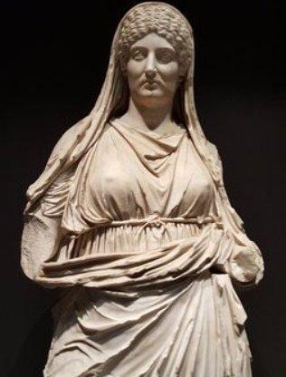 Storia di Roma antica, del Mediterraneo antico e del vicino Oriente antico - matrona romana -olivadomenico.wordpress.com